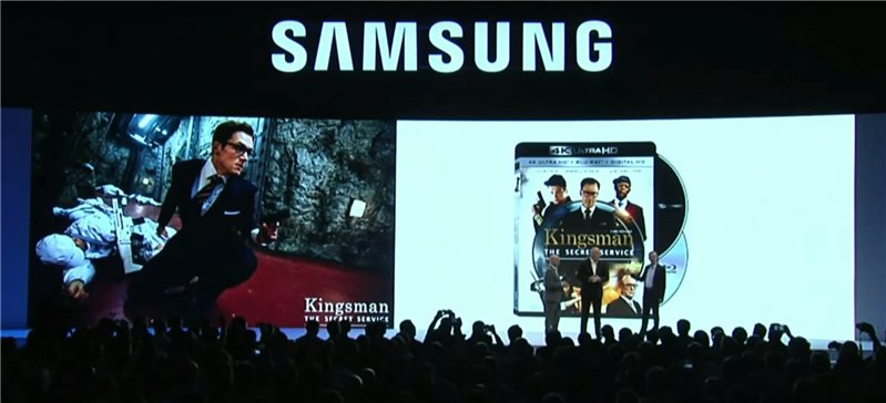 Samsung Ultra HD Blu-ray