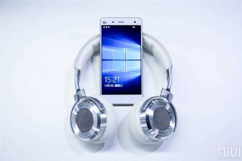 mi4 windows 10 mobile