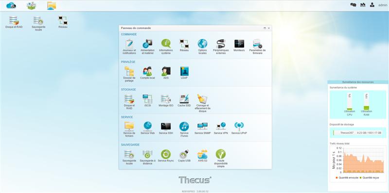 ThecusOS 7