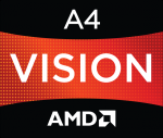 AMD Fusion Vision Logos Llano
