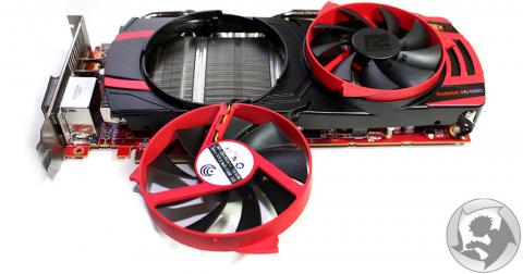PowerColor Radeon HD 6950 PCS+ Vortex 2