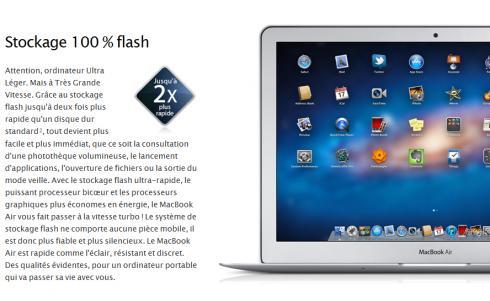 SSD Apple