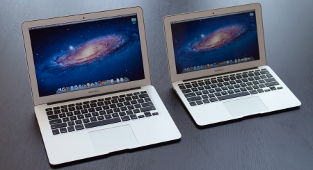 MacBook Air 11 et 13 pouces