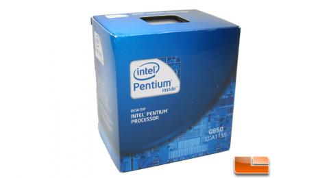 Pentium G850 boite