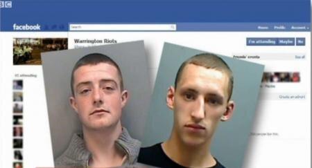 facebook riots emeutes BBC