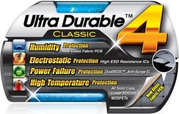 Gigabyte Ultra Durable 4