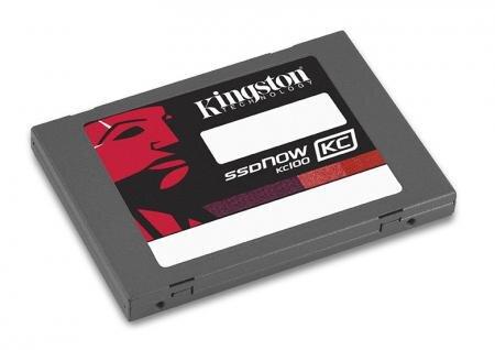 SSD kingston KC100