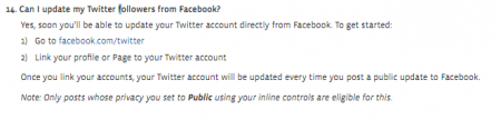 Facebook twitter compte personnel
