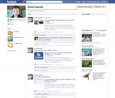 Ancien Profil Facebook 2011