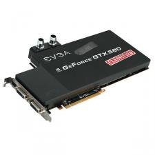 EVGA GTX 580 Classified Hydro Copper