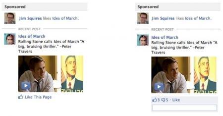 Facebook expandable Ad Unit