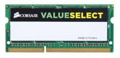 Corsair Value Select Sodimm 1333