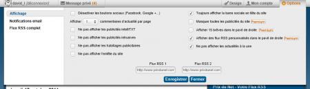 PCi V5 beta options