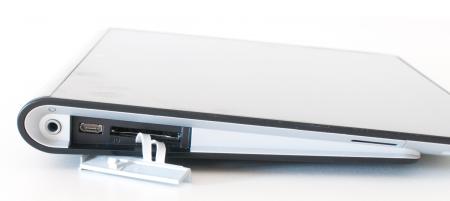 Sony Tablet S lecteur de cartes et micro USB