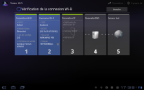 Sony Tablet S application Wi-Fi