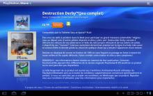 Destruction Derby Playstation Store