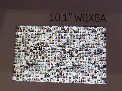 Samsung ecran WQXGA 10.1 pouces