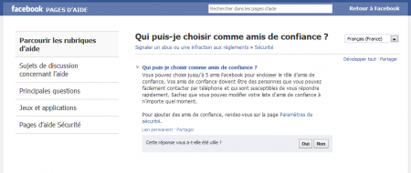 Facebook amis certifiés mot de passe applications