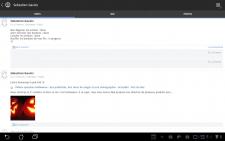 Google+ 2.1 transformer android 3.2