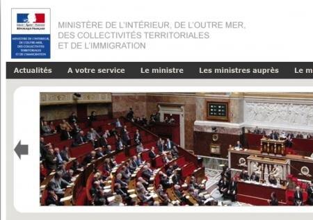 Claude Guéant ministère intérieur