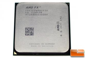 AMD FX-4100 Legit Reviews