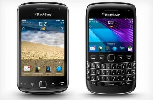 blackberry bold curve