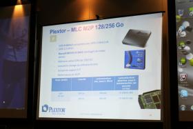 Conférence Plextor SSD M2P M3