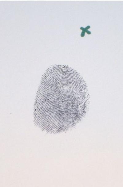 empreinte digitale carte d'identité
