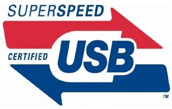 IDF09 Day 1 SuperSpeed USB Logo
