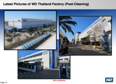 Western Digital Thailande
