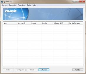QNAP Finder MyCloudNas Connect