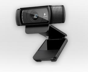 Logitech webcam C920 Souris Cube