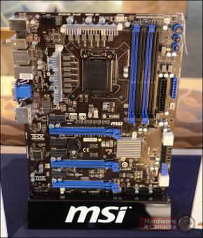 MSI H77 CES 2012