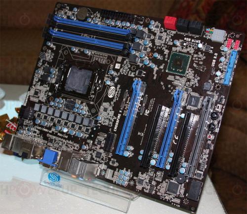 Sapphire H77 CES 2012