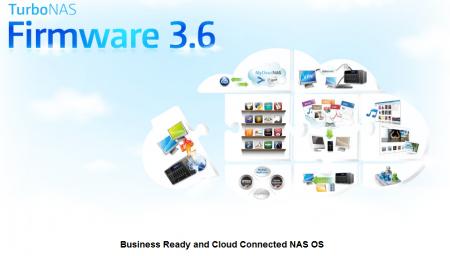 QNAP firmware 3.6
