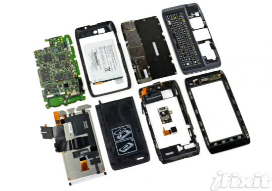 Droid 4 iFixit