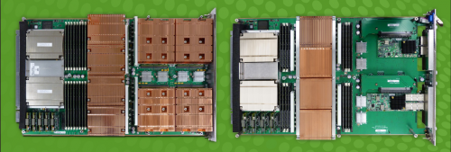 Tesla X2090 Cray XK6