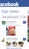 Facebook Windows Phone market