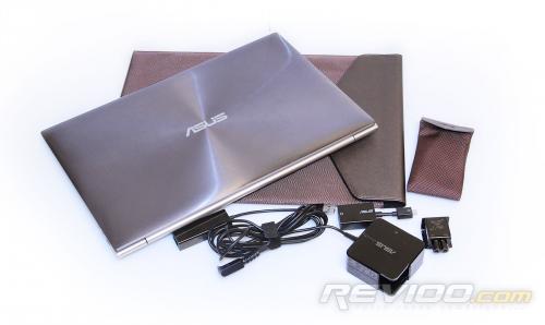 Asus Zenbook UX31 Revioo