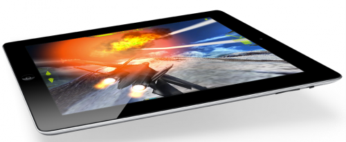 iPad 2 Apple tablette tactile