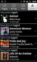 Shazam Android iOS NFC plus rapide