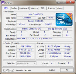 CPU-Z 1.60