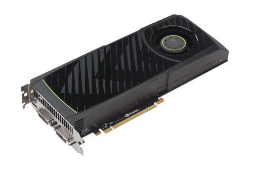 GeForce GTX 580 NVIDIA