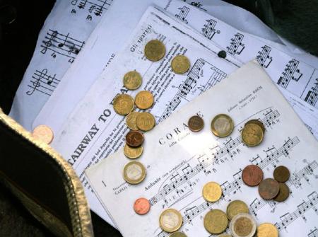 argent musique