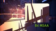 GeForce GTX 680 TXAA MSAA 8x