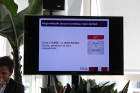 Virgin Mobile conférence 3 avril