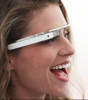 Google Projet Glass lunettes