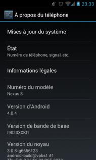 Android 4.0.4 Nexus S
