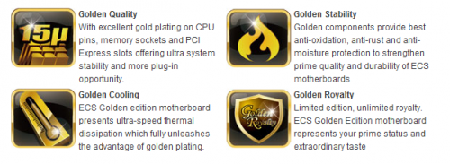 ecs Z77 Gold 4 Ever Nonstop