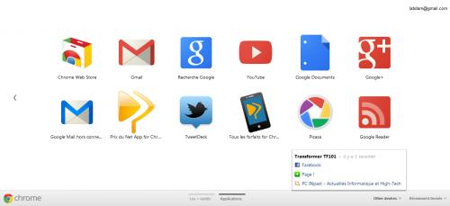Chrome 19 beta